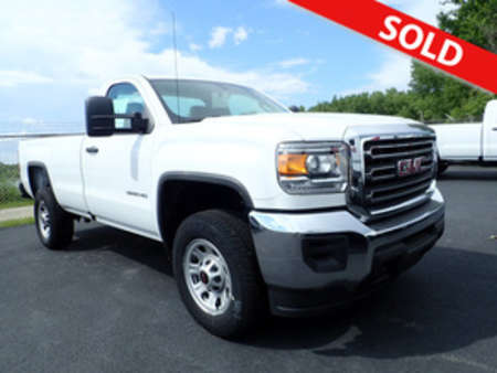 2018 GMC Sierra 3500HD Base 2WD Regular Cab for Sale  - 3832  - Coffman Truck Sales