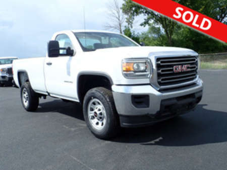 2018 GMC Sierra 3500HD Base 2WD Regular Cab for Sale  - 3816  - Coffman Truck Sales
