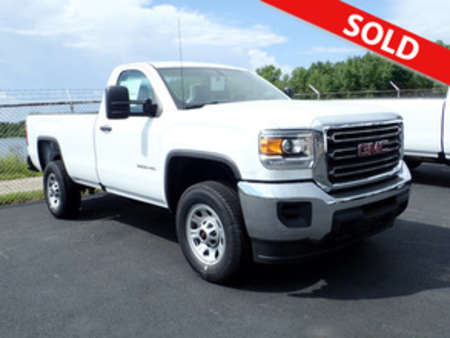 2018 GMC Sierra 3500HD Base 2WD Regular Cab for Sale  - 3838  - Coffman Truck Sales