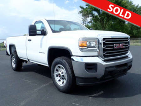 2018 GMC Sierra 3500HD Base 2WD Regular Cab for Sale  - 3840  - Coffman Truck Sales