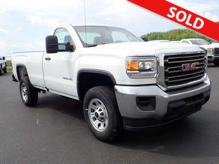 2018 GMC Sierra 3500HD Base 2WD Regular Cab for Sale  - 3831  - Coffman Truck Sales