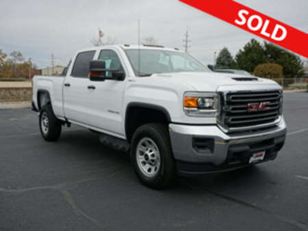 2019 GMC Sierra 3500HD Base 4WD Crew Cab for Sale  - 085  - Coffman Truck Sales