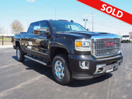 2019 GMC Sierra 3500HD SLT 4WD Crew Cab for Sale  - 477  - Coffman Truck Sales
