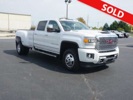 2019 GMC Sierra 3500HD Denali for Sale  - 070  - Coffman Truck Sales