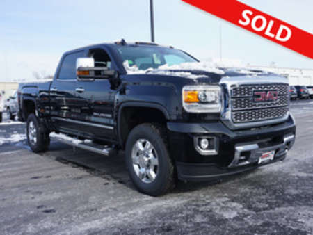 2019 GMC Sierra 3500HD Denali 4WD Crew Cab for Sale  - 150  - Coffman Truck Sales