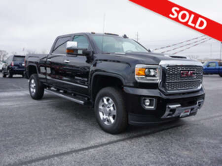 2019 GMC Sierra 3500HD Denali 4WD Crew Cab for Sale  - 165  - Coffman Truck Sales
