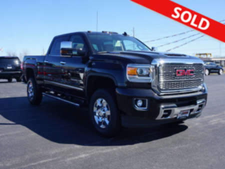 2019 GMC Sierra 3500HD Denali 4WD Crew Cab for Sale  - 486  - Coffman Truck Sales