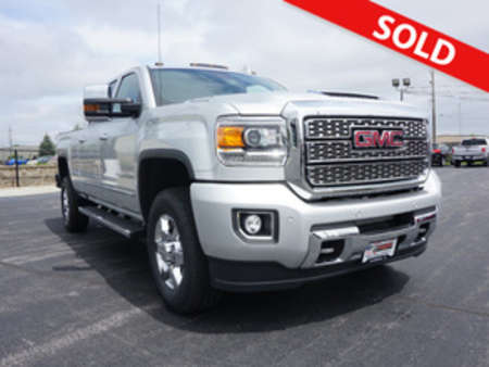 2019 GMC Sierra 3500HD Denali 4WD Crew Cab for Sale  - 538  - Coffman Truck Sales