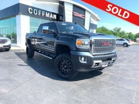 2019 GMC Sierra 3500HD Denali 4WD Crew Cab for Sale  - 19466  - Coffman Truck Sales