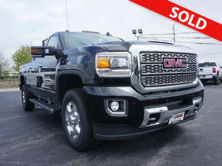 2019 GMC Sierra 3500HD Denali 4WD Crew Cab for Sale  - 512  - Coffman Truck Sales