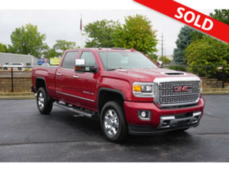 2019 GMC Sierra 3500HD Denali 4WD Crew Cab for Sale  - 133  - Coffman Truck Sales