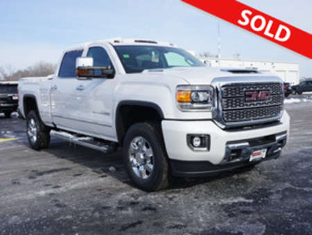 2019 GMC Sierra 3500HD Denali 4WD Crew Cab for Sale  - 166  - Coffman Truck Sales