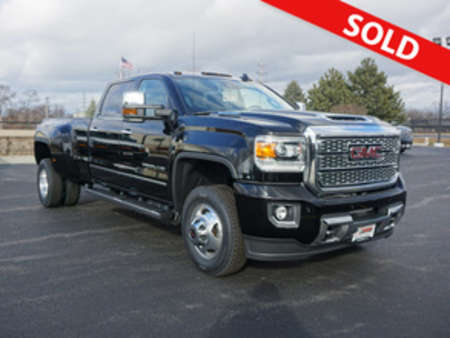 2019 GMC Sierra 3500HD Denali 4WD Crew Cab for Sale  - 485  - Coffman Truck Sales