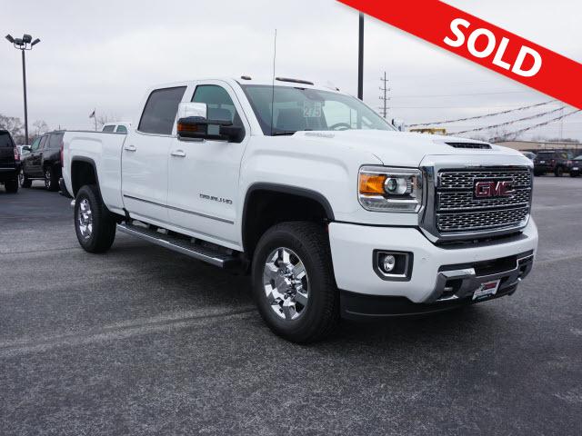 2019 GMC Sierra 3500HD  - Coffman Truck Sales