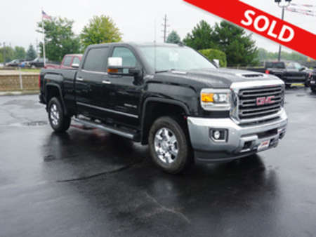 2018 GMC Sierra 3500HD SLT for Sale  - 010  - Coffman Truck Sales