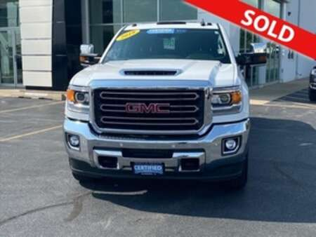 2018 GMC Sierra 3500HD SLT for Sale  - 3562  - Coffman Truck Sales