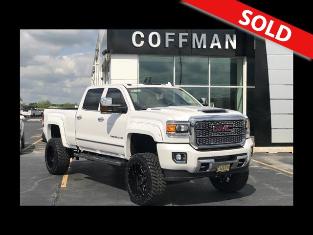 2018 GMC Sierra 3500HD  - Coffman Truck Sales