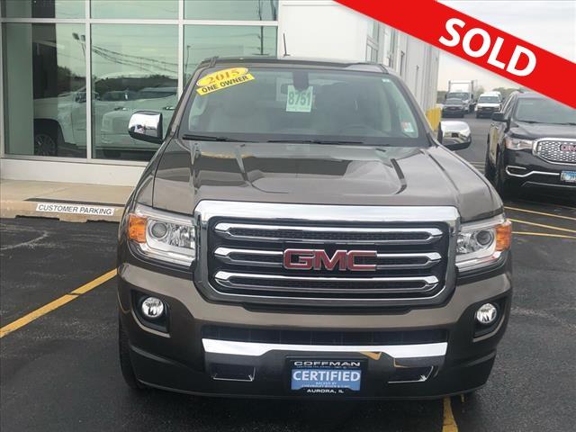 2015 GMC Canyon  - Coffman Truck Sales