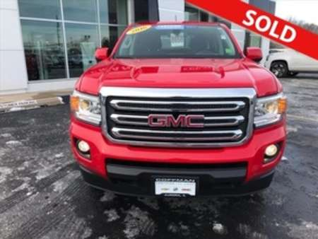 2016 GMC Canyon SLE 4WD Crew Cab for Sale  - 8658  - Coffman Truck Sales
