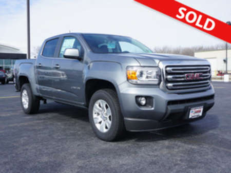 2018 GMC Canyon SLE 4WD Crew Cab for Sale  - 3928  - Coffman Truck Sales