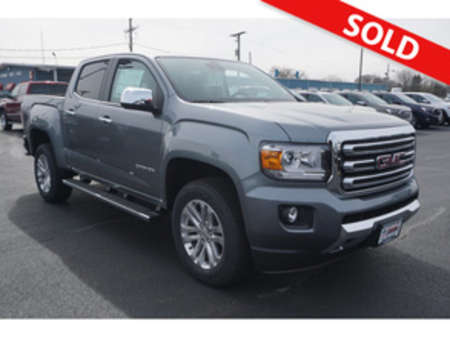 2018 GMC Canyon SLT for Sale  - 3761  - Coffman Truck Sales