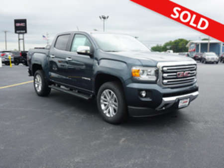 2019 GMC Canyon SLT for Sale  - 019  - Coffman Truck Sales