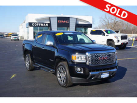 2018 GMC Canyon Denali 4WD Crew Cab for Sale  - 3930  - Coffman Truck Sales