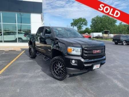 2019 GMC Canyon All Terrain 4WD Crew Cab for Sale  - 071  - Coffman Truck Sales