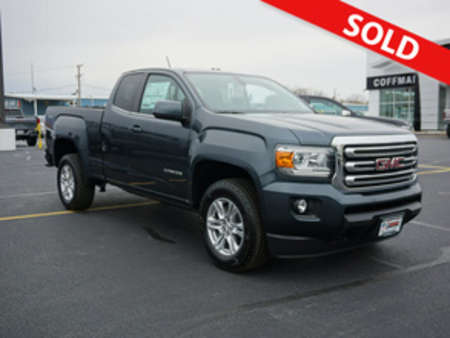 2019 GMC Canyon SLE 4WD Extended Cab for Sale  - 126  - Coffman Truck Sales