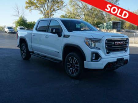2019 GMC Sierra 1500 AT4 4WD Crew Cab for Sale  - 077  - Coffman Truck Sales