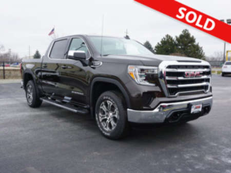 2019 GMC Sierra 1500 SLE 4WD Crew Cab for Sale  - 235  - Coffman Truck Sales