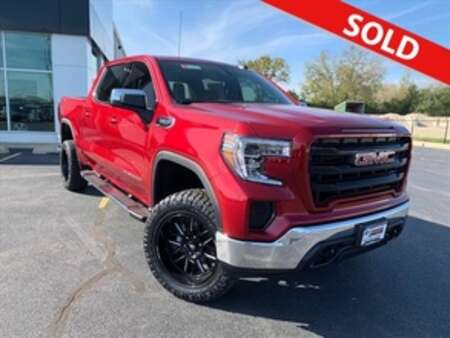 2019 GMC Sierra 1500 SLE 4WD Crew Cab for Sale  - 594  - Coffman Truck Sales
