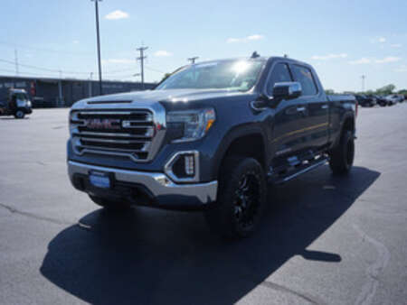 2019 GMC Sierra 1500 SLT 4WD Crew Cab for Sale  - 480  - Coffman Truck Sales