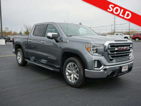 2019 GMC Sierra 1500 SLT 4WD Crew Cab for Sale  - 090  - Coffman Truck Sales