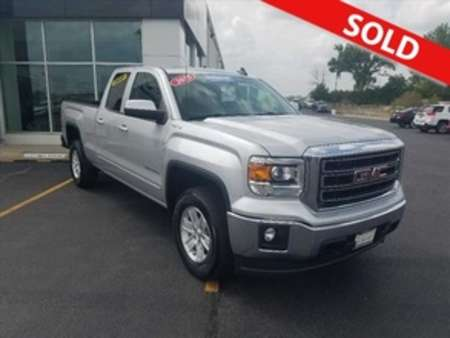 2015 GMC Sierra 1500 SLE 4WD for Sale  - 8609  - Coffman Truck Sales