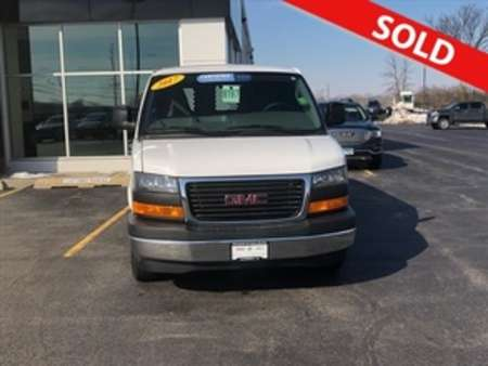 2017 GMC Savana Cargo Van 2500 for Sale  - 6197  - Coffman Truck Sales