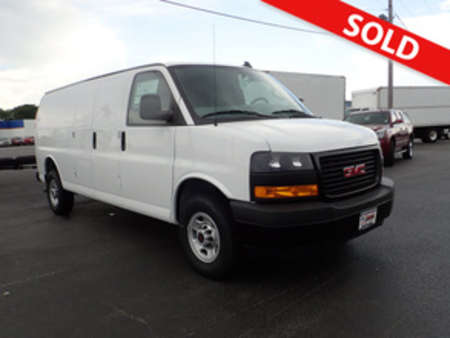 2018 GMC Savana Cargo Van 3500 for Sale  - 3987  - Coffman Truck Sales