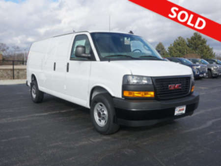 2019 GMC Savana Cargo Van 3500 for Sale  - 460  - Coffman Truck Sales