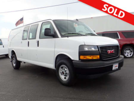 2018 GMC Savana Cargo Van 3500 for Sale  - 3981  - Coffman Truck Sales
