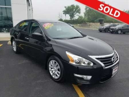 2015 Nissan Altima 2.5 S for Sale  - 8571  - Coffman Truck Sales