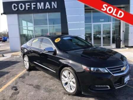 2016 Chevrolet Impala LTZ for Sale  - 8702  - Coffman Truck Sales
