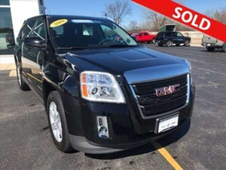 2014 GMC TERRAIN SLE-1 for Sale  - 8727  - Coffman Truck Sales
