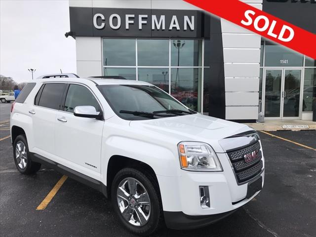 2015 GMC TERRAIN  - Coffman Truck Sales