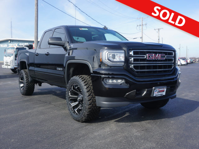 2019 GMC Sierra 1500 Limited  - Coffman Truck Sales