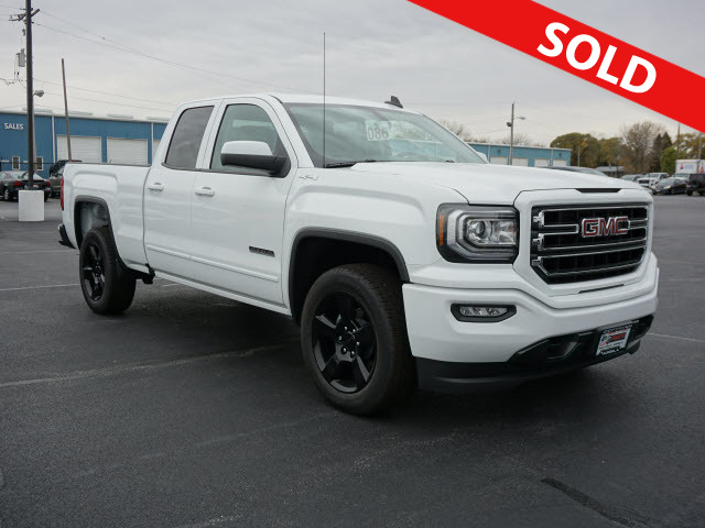 2019 GMC Sierra 1500 Limited  - Coffman Truck Sales