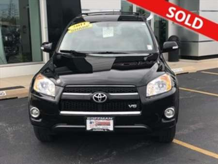 2011 Toyota Rav4 Limited for Sale  - 8596  - Coffman Truck Sales