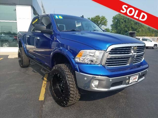 2016 Ram 1500  - Coffman Truck Sales