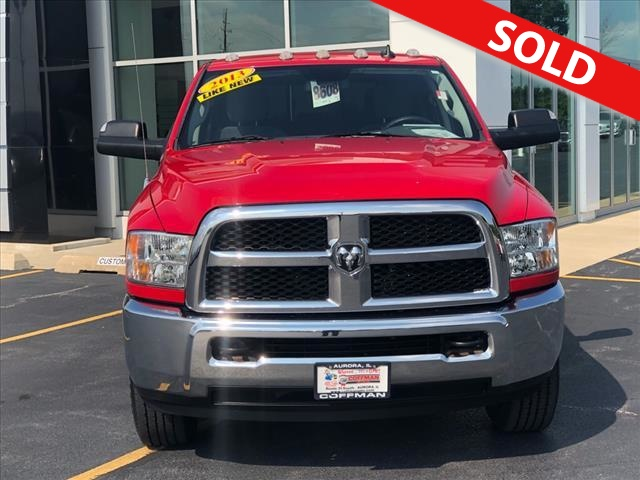 2013 Ram 2500  - Coffman Truck Sales