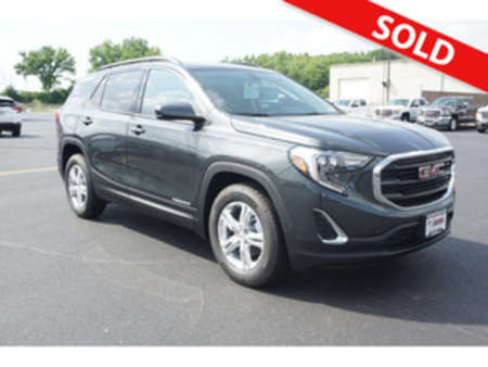 2018 GMC TERRAIN SLE for Sale  - 3957  - Coffman Truck Sales