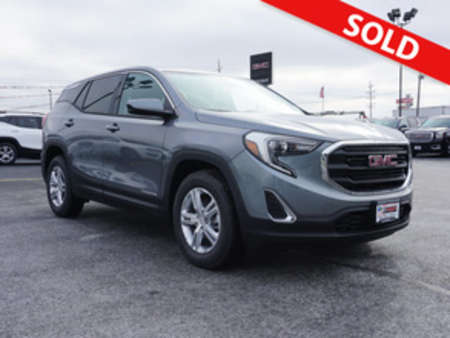 2019 GMC TERRAIN SLE for Sale  - 406  - Coffman Truck Sales